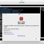 Mac OS X - screenshoot 1